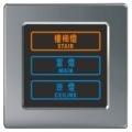 燈控開關(3鍵) SU-TPN-6106-3