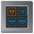 燈控開關(4鍵) SU-TPN-6106-4