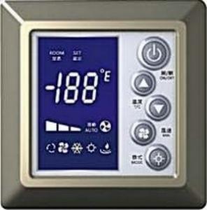 空調溫控面板SU-SPN-AIR